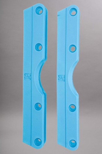 Roller Kizer Fluid Iv Color Cyan