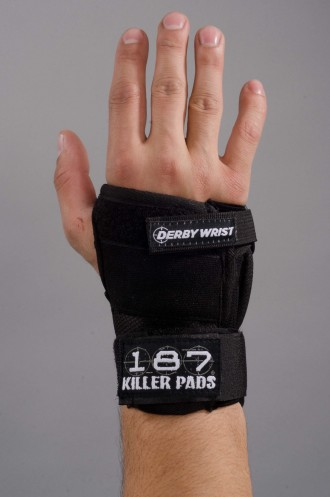 Protections Roller 187 Derby Wristguards
