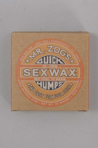 Wax Surf Sex Wax Orange Firm