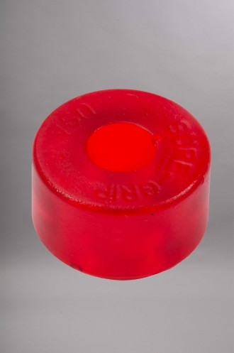 Accessoires Roller Quad Suregrip Super Cushion Red...