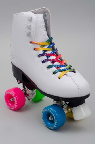 Roller Quad Complets Rio Roller Figure White