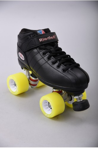 Patins Complets Roller Derby Riedell R3 Derby Pop Yellow