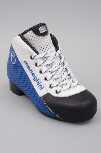 Chaussures Roller Derby Meneghini Light Blue/bianco