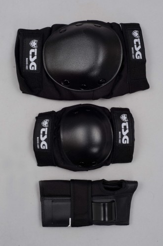 Kit de Protection Tsg Basic Set Black