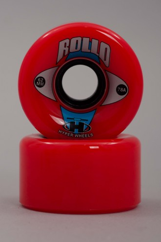 Roller Quad Hyper Rollo Rouge 62mm-78a