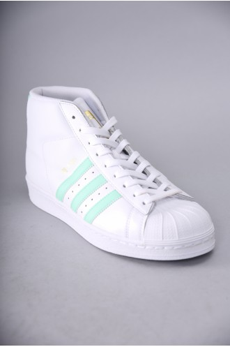 Chaussures Roller Quad Adidas Pro Model White
