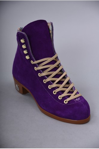 Chaussures Roller Artistique Moxi Boot Lolly Purple