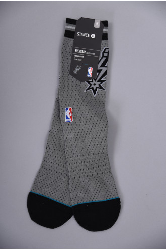 Chaussettes Stance Nba Arena Spurs Jersey