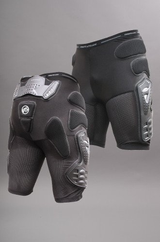 Protège hanches Powerslide Shorts Pro
