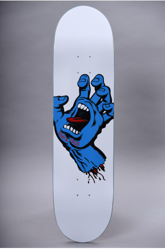 Skateboard Santa Cruz Screaming Hand...