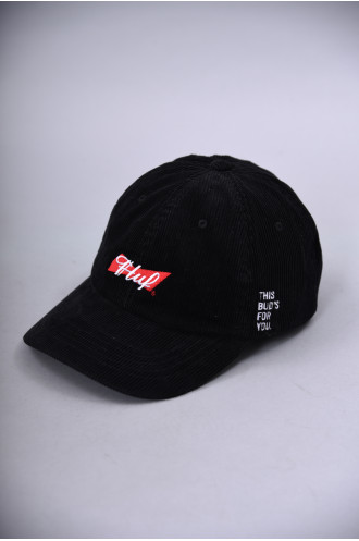 Accessoires Mode Huf Cap Bud Bow 6 Panel