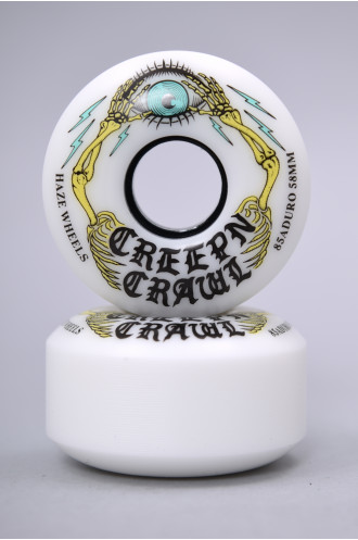 Haze Wheels Haze Creepn Crawl 85a