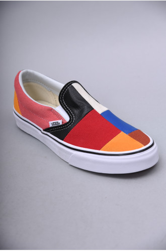 Chaussures Vans Classic Slip-on Patchwork