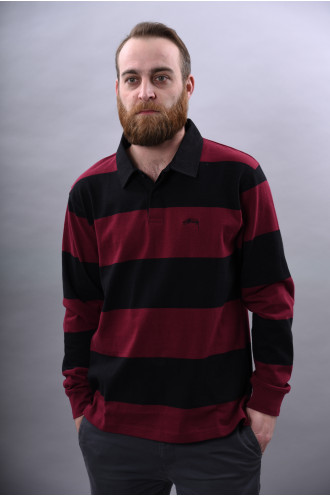Polos Stussy Ralphie Stripe Ls Rugby