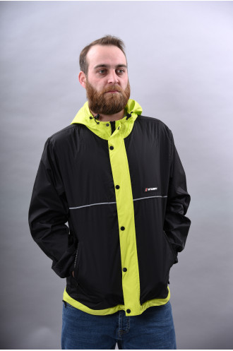 Blousons & Manteaux Stussy Honeycomb Hooded Jacket
