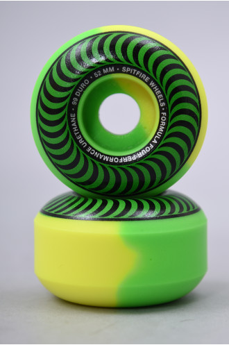 Spitfire Wheels Spitfire Wheels 52mm F4 99d...