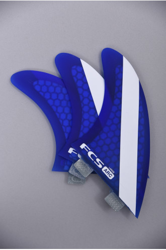 Dérives Fcs Arc Pc Tri Fin Set