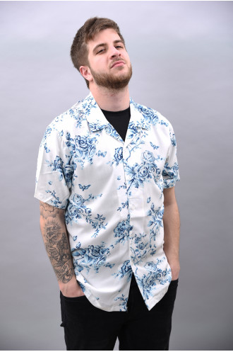 Chemises Huf Highline Ss Shirt