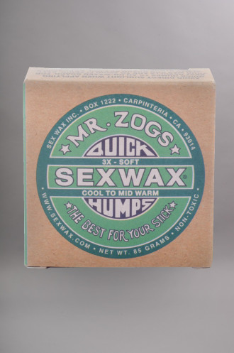 Wax Surf Sex Wax Green Soft