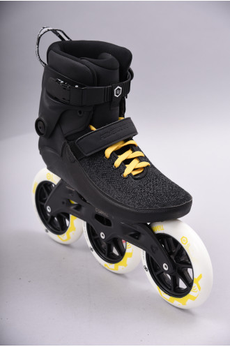 Roller 3 Roues Powerslide Swell Black City...