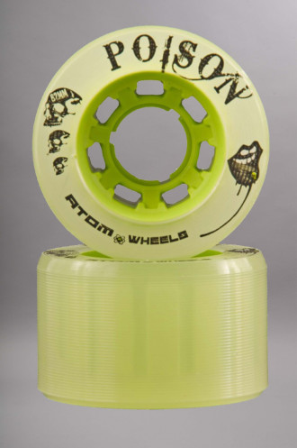 Atom wheels Atom Poison Slim 62mm-84a...