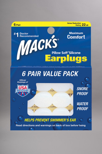 Combinaison Neoprene Mack's Ear Plugs Adult...