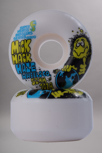 Haze Wheels Haze Mackrodt Snag 52mm 101a