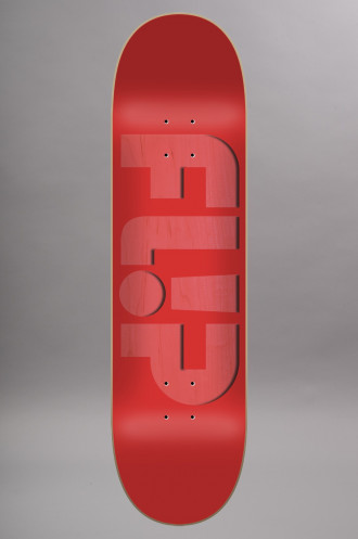 Plateaux Skate Flip Odyssey Embossed Red...