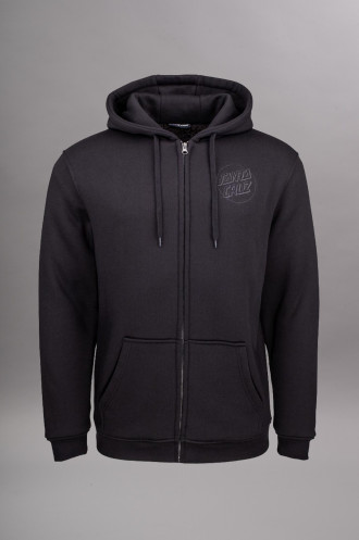 Sweats à capuche Santa Cruz Blackout Zip Hood