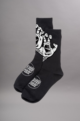 Chaussettes Santa Cruz Screaming Hand...