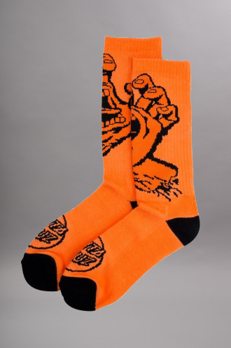 Chaussettes Santa Cruz Screaming Hand Mono