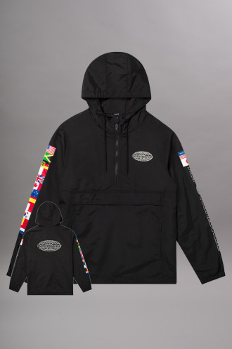Huf Huf World Tour Anorak