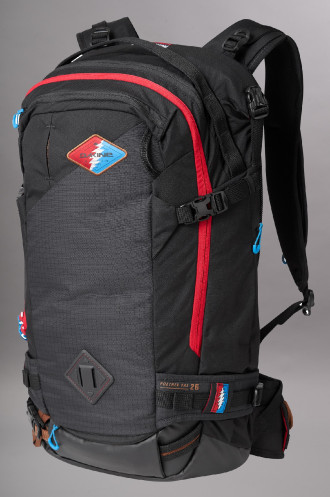 Dakine Dakine Team Poacher Ras 26l