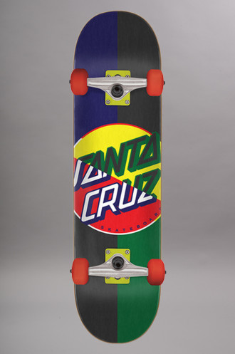 Cruiser Bois Santa Cruz Mid Dot Blocker...