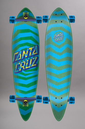 Cruiser Bois Santa Cruz Cruiser Illusion...