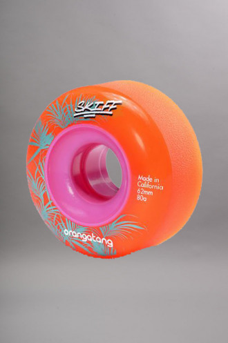 Roues Orangatang Skiff 62mm Orange