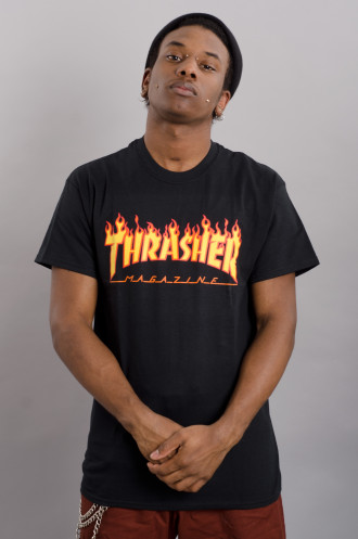 Vêtements Streetwear Thrasher Flame Logo