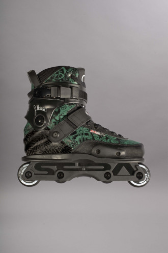 Patins Complets Seba Cj Wellsmore Green