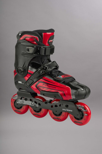 Patins Complets Seba High Light 10th Red...
