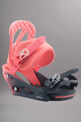 Fixations Snowboard Burton Stiletto