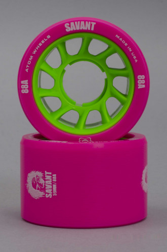 Atom wheels Atom Savant Pink 59mm-88a