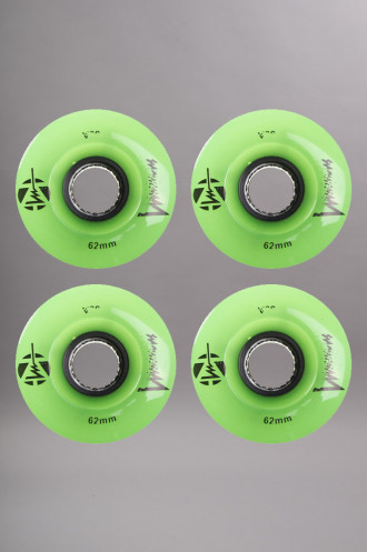 Roller Luminous Green Glow 62mm-85a