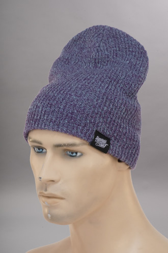 Bonnets Hawaiisurf Fold Heather Beanie