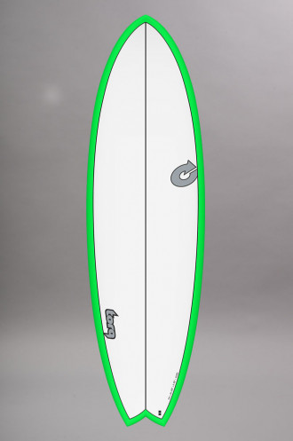 Fish & Hybride Torq 5'11 Tet Cs Cr Planche...