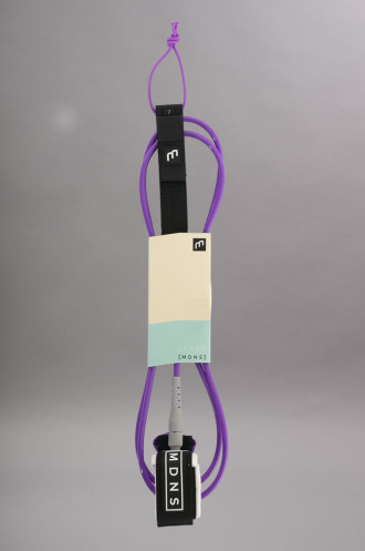 Leashs Mdns Surf Long 8' 7mm Leash...