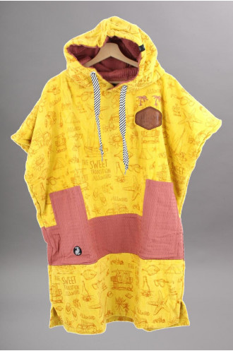 Accessoires All In  V Poncho Junior...