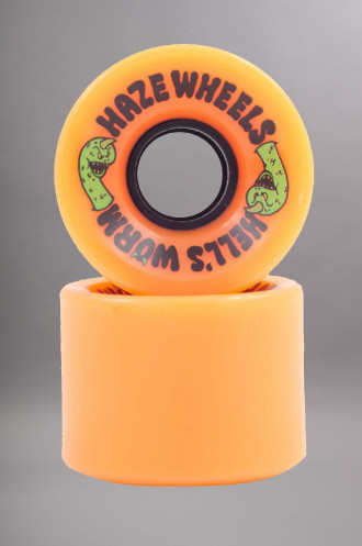 Skateboard Haze Hells Worm 60mm-78a