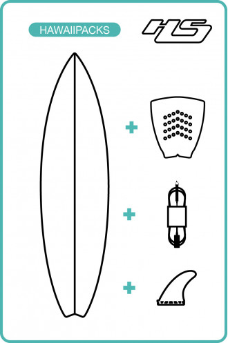 Pack Surf Hayden Shapes