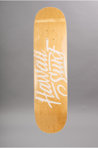 SKATEBOARD Hawaiisurf Deck Big Logo...