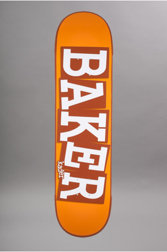 Skateboard Baker Deck 8.125 Ribbon...